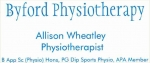Byford Physiotherapy Logo